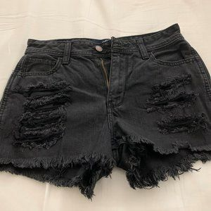 High rise Hollister short